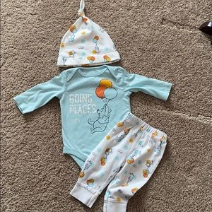 Winnie the Pooh Outfit
